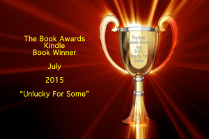 Kindle Winner July15