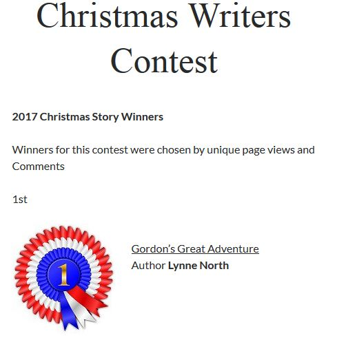 christmas short story competition winner